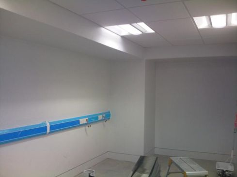 Bolton dry lining